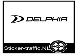 Delphia sticker