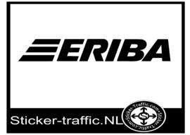 Eriba Caravan Camper sticker