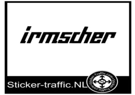 iRMSCHER sticker