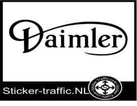 Daimler sticker