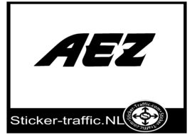 AEZ sticker