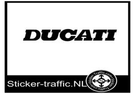 Ducati design 5 sticker