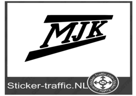 MJK sticker