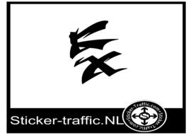 Kawasaki FX sticker