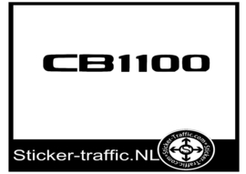 Honda CB1000 sticker