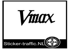Yamaha vmax sticker