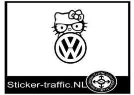 Hello Kitty design 11 sticker