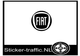 Fiat design 1 sticker