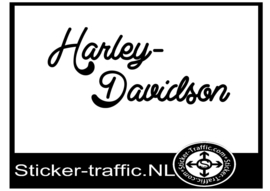 Harley Davidson design 36 sticker