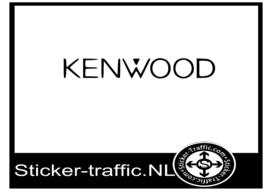 Kenwood sticker