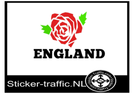 England rugby sticker