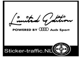 AUDI Limited Edition