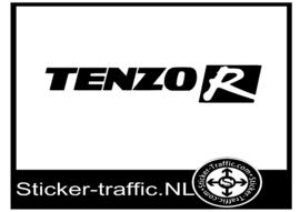 Tenzo R sticker