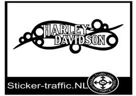 Harley Davidson design 29 sticker