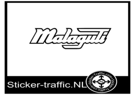 Malaguti sticker