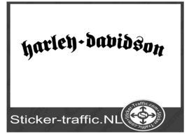 Harley Davidson design 15 sticker