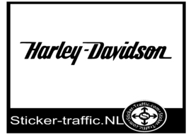 Harley Davidson design 5 sticker