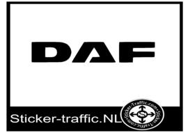 Daf design 1 sticker
