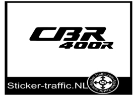 Honda CBR400R sticker