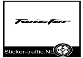 Honda Twister sticker