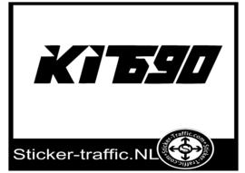 KTM kit690 sticker