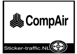 Compair sticker