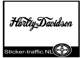 Harley Davidson design 9 sticker