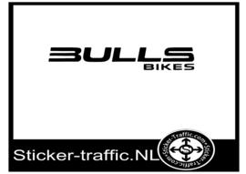 Bull bikes sticker