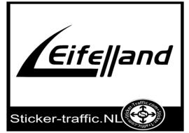 Eiffelland caravan sticker