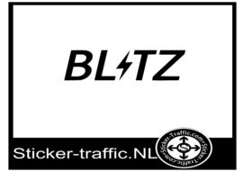 Blitz sticker