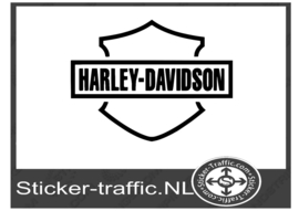 Harley Davidson design 18 sticker