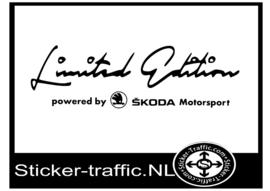 SKODA Limited Edition