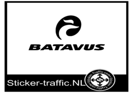 Batavus sticker