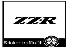 Kawasaki ZZR sticker