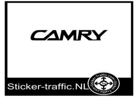 Toyota Camry sticker