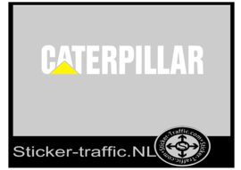 Caterpillar stickker 1101 x 196mm