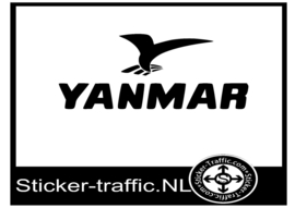Yanmar logo sticker
