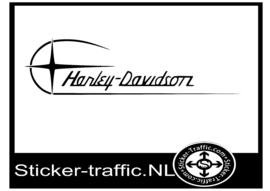 Harley Davidson design 11 sticker