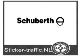 Schuberth sticker
