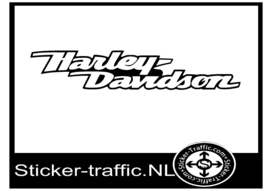 Harley Davidson design 4 sticker