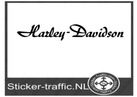 Harley Davidson design 12 sticker
