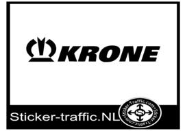 Krone stickers