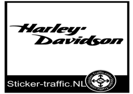 Harley Davidson design 1 sticker