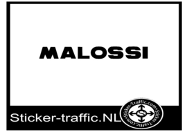 Malossi sticker