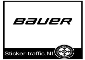 Bauer hockey sticker