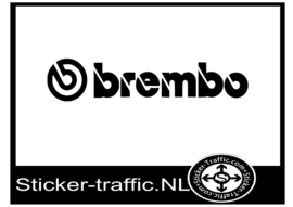 BREMBO sticker