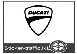 Ducati sticker