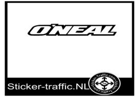 O'Neal sticker