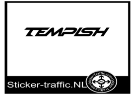Tempish hockey design 2 sticker