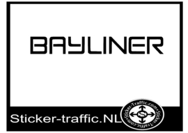 Bayliner sticker